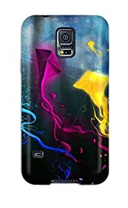 New LittleYard Super Strong Kite Tpu Case Cover For Galaxy S5