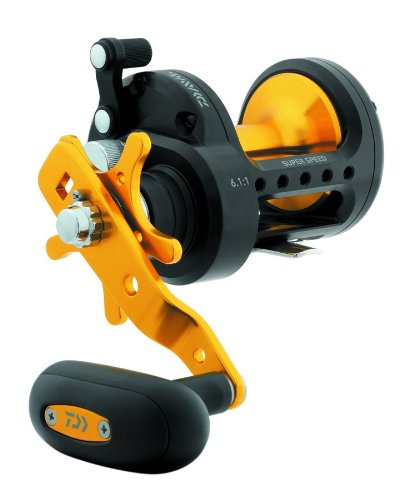 st 30 HighSpeed Black Gold Conventional Saltwater Reel (Daiwa Saltist Saltwater Conventional Reels)