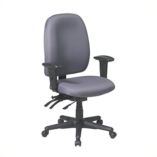 Office Star Dual Function Ergonomic Chair - Royal price
