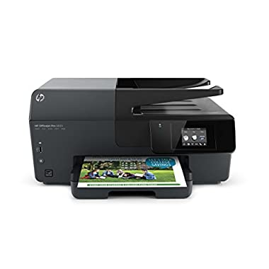 HP OfficeJet Pro 6830 Wireless All-in-One Photo Printer with Mobile Printing, Instant Ink Ready (E3E02A)