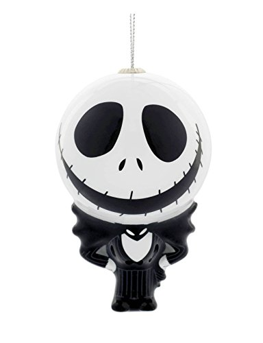 (Hallmark Nightmare Before Christmas Jack Skellington Big Head Ornament)