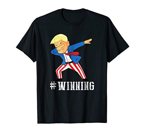 Trump Dabbing Winning Shirt