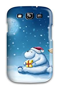New Style Case Cover EDYYupf2678ejJUw Humor Cartoon Compatible With Galaxy S3 Protection Case