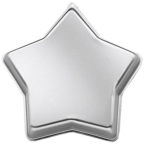 Wilton Aluminum Star Cake Pan