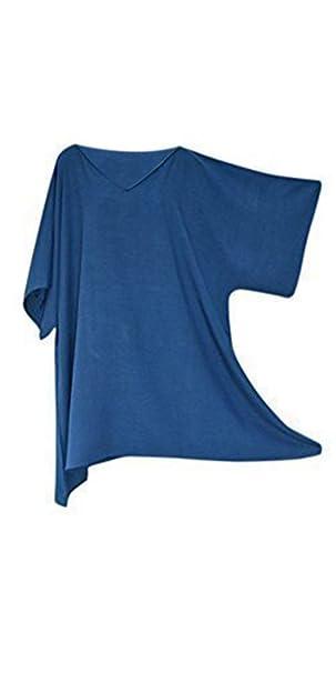 Cool Kaftans - Camisas - para mujer azul 42