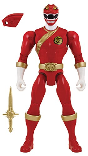"Power Rangers Super Megaforce - 5"" Wild Force Red Ranger Action Hero"