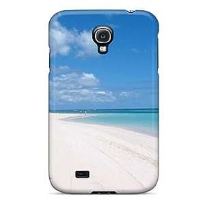 Excellent Galaxy S4 Case Tpu Cover Back Skin Protector Flamenco Beach Pr