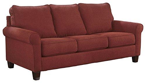 Signature Design by Ashley 2710239 Crimson Sofa Sleeper  : 41Sp9T43X2BL from www.bestsofasonline.com size 500 x 285 jpeg 17kB