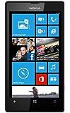 Nokia Lumia 520 - Teléfono móvil libre, color negro (importado)