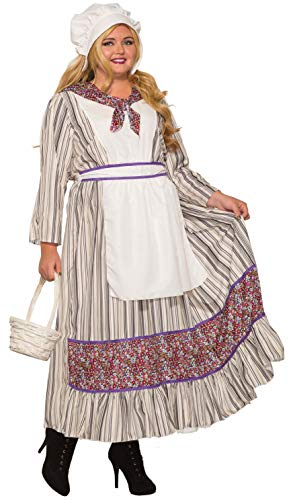 Old Fashioned Halloween Costumes (Forum Novelties Women's Costume, As Shown, One)