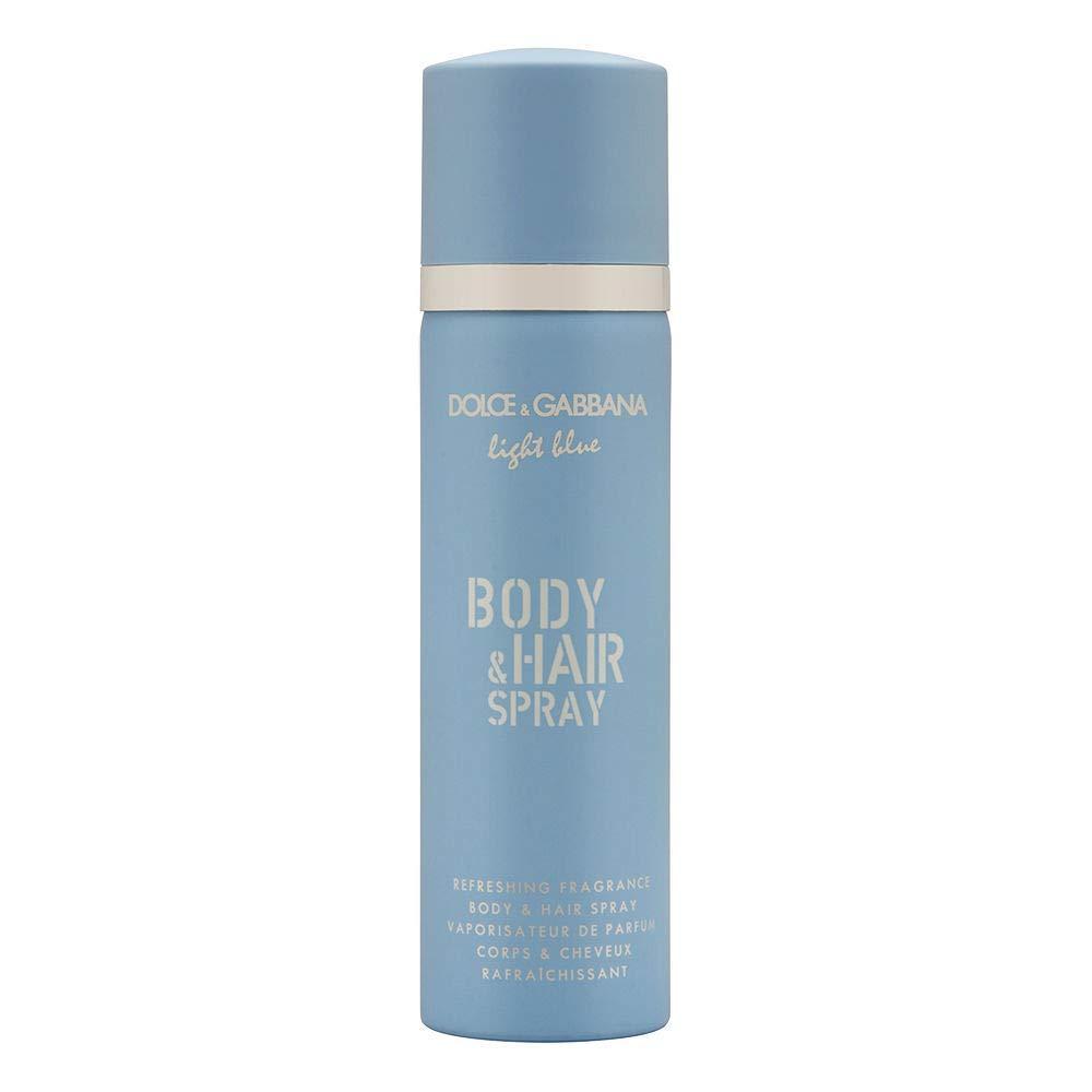DOLCE & GABBANA LIGHT BLUE BODY AND HAIR SPRAY 100 ML