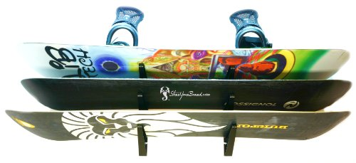 Ski and Snowboard Storage Rack StoreYourBoard