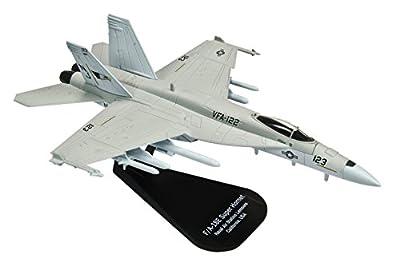 Boeing F/A-18E Super Hornet NAS 1/100 Scale Die-cast Model Airplane