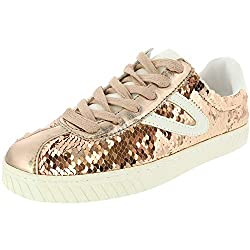 Camden Sneaker With Sequins