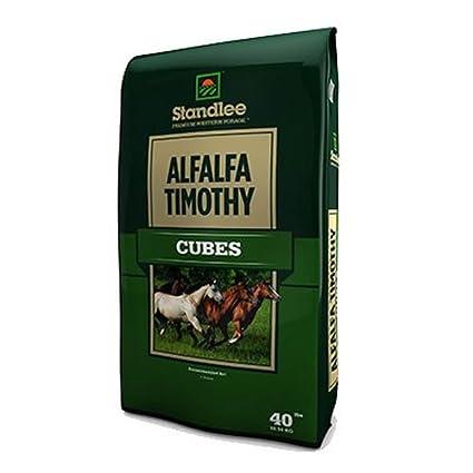 Standlee Hay Company Alfalfa/Tim Cubes, 40 lb