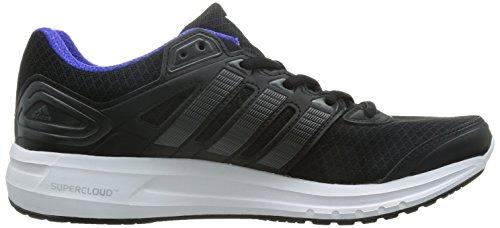 adidas Originals Duramo 6 Herren Laufschuhe Schwarz (Core Black/Core Black/Night Flash S15)