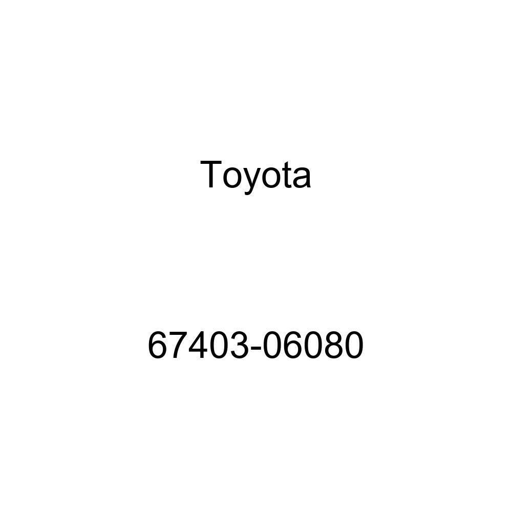 Toyota 67403-06080 Door Frame Sub Assembly