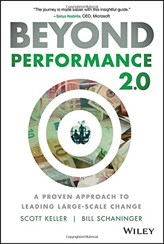 (Beyond Performance 2.0: A Proven Approach to Leading Large-Scale Change)