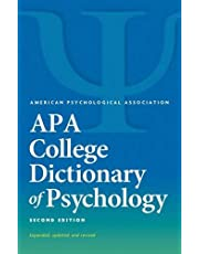 APA College Dictionary of Psychology 2ed