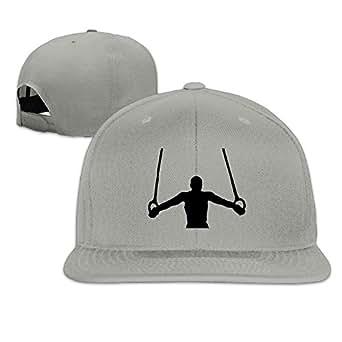 bd7eae434b7 chengwangkeji Unisex Snapback Adjustable Truck Cap Sports Travel Hat ...
