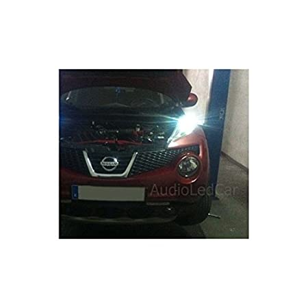 Zesfor® Bombilla LED w5w / t10 High Power - Tipo 23: Amazon.es: Coche y moto