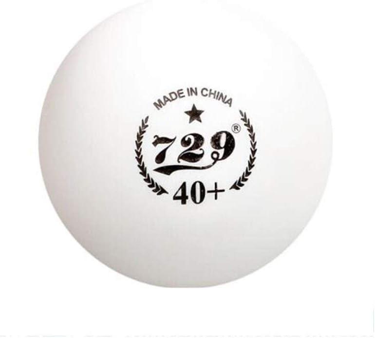 CHUJIAN 1 Estrella Tenis de Mesa, nuevos Materiales, la Bola de competición de la Masa de los 13 Juegos Nacionales, Bola de Costura, Bola sin Costura, 100 / Caja
