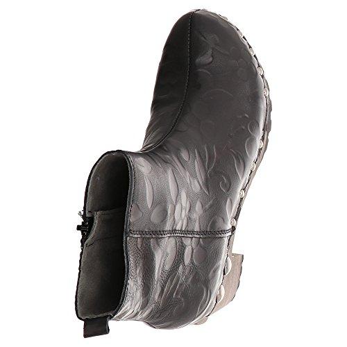 Softclox Women's Softclox Black Women's Boots T6qgwTvU