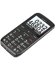 OLYMPIA Happy II komfortmobiltelefon med stora knappar och färg-LCD