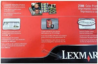 Amazon.com: Lexmark Z1300 Inkjet Printer: Electronics