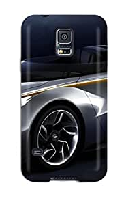 Jeremy Myron Cervantes Fashion Protective Chevrolet Mi Ray Roadster Concept Car Case Cover For Galaxy S5