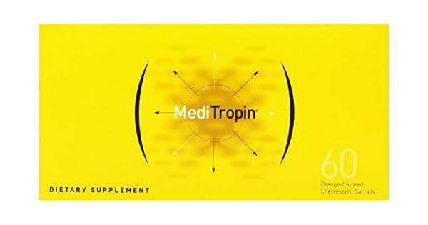 Amazon.com: meditropin Suplemento dietético, 60 bolsitas de ...