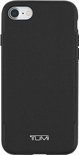 TUMI(トゥミ)キャンバス コモールドケース iPhone 7 / 8 ジャケット型ケース(ブラック) [並行輸入品]