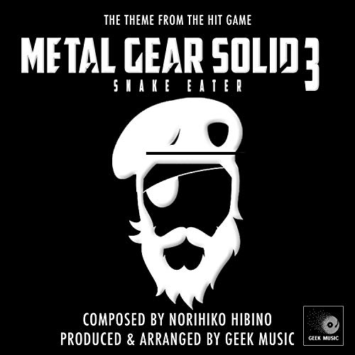 Metal Gear Solid 3 - Snake Eater - Main Theme