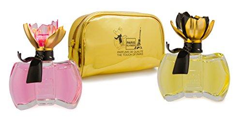 Coffret-2-Parfums-femme-Paris-Elysees-collection-Petite-Fleur-1-pochette-en-cadeau