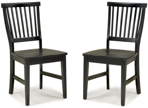 Ebony Side Chair - 4