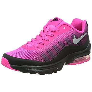 04510dcf138 Nike Women s Air Max Invigor Print Black Metallic Silver Pink Fl Sprt Fc