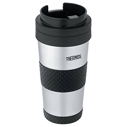 Thermos 14-Ounce Stainless-Steel Insulated Travel Tumbler (Tumbler Travel Nissan Thermos)