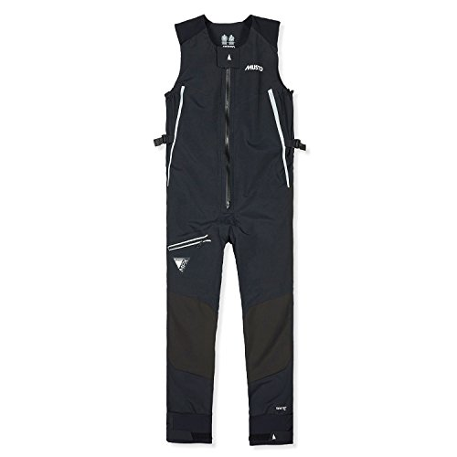 2016 Musto MPX Race Salopettes in Black SM0013 Size - - Large (Musto Race Mpx)