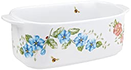 Lenox Butterfly Meadow Loaf Pan