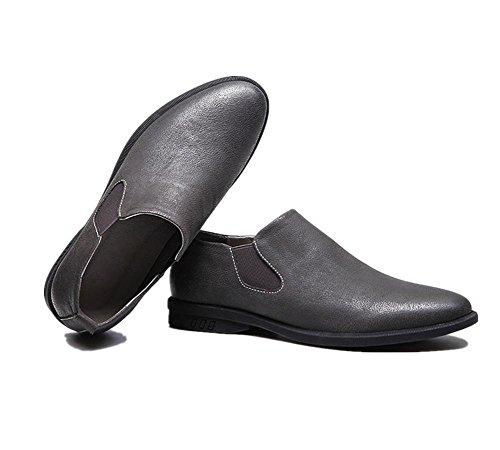 Uomini Nozze mocassini Attivit Pelle XIE su Comfort Scarpe Scivolare Casuale Oxfords Formale qZHq7d