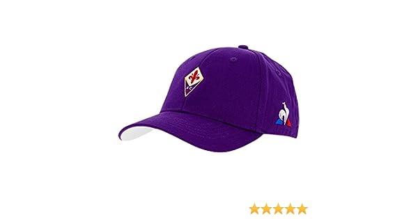 Le Coq Sportif Fiorentina Corporate Cap: Amazon.es: Deportes y ...