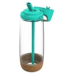 Ello Sienna 32oz BPA-Free Tritan Water Bottle with Straw (Mint)