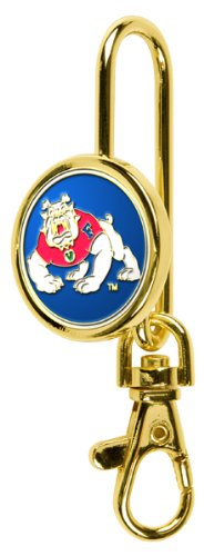 Fresno State Bulldogs Key Finders Keychain Bulldogs Finders Key Purse
