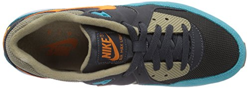 Nike Max Light Essential - Zapatillas, unisex Mehrfarbig (Anthracite/Copper Flash-Bamboo)