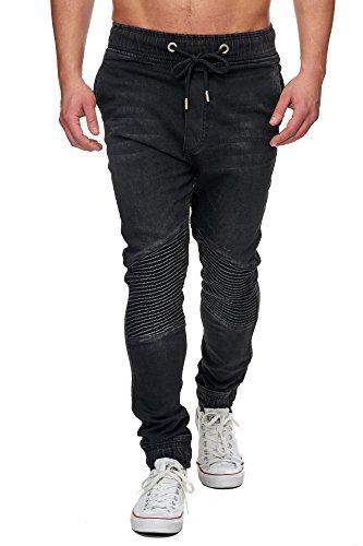 jogg Biker Hombre 16505 Style nbsp;gris tazzio Jeans qA46Tnx0