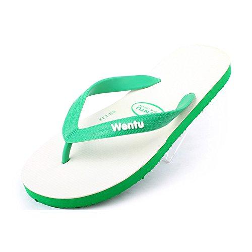 Zapatillas Company de Zapatillas para 1 de Slipper The hombre verano para hombre playa antideslizante Baño fEAqwH