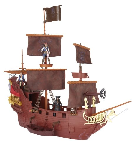 Pirates Of The Caribbean Queen Anne 39 S Revenge Hero Ship Play Set Buy Online In Uae Toy