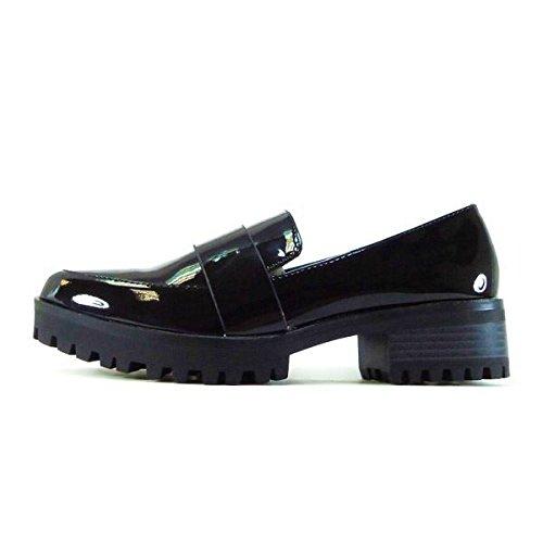 TRESHER - Mocasines Negros Rivera - 41: Amazon.es: Zapatos y complementos