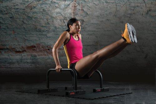 SPRI Fitness Parallettes