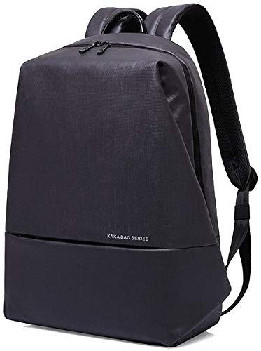 KAKA Large Capacity 15.6 inch Laptop Bag Backpack Male Waterproof Fashion  Backpack Men Mochila Schoolbags Backpacks Masculina (Black 058477d7628c1